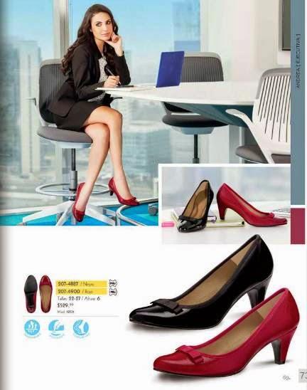 Zapatos para ejecutivas Andrea p-2015