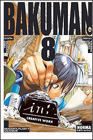 Bakuman #8