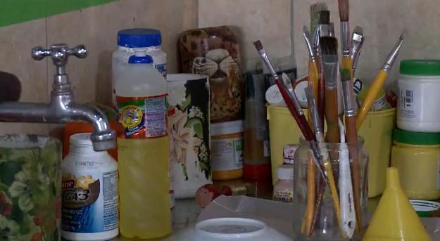 Aparador Moderno Comedor ~ Blog Claudia Tenório Dicas de como organizar o seu atelier de artesanato!