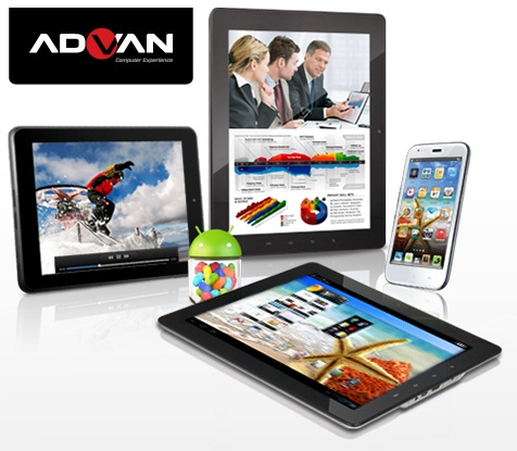 Harga dan Spesifikasi ADVAN Vandroid S3C