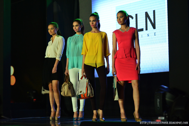 SM City Fairview Lookbook 2012 - CLN