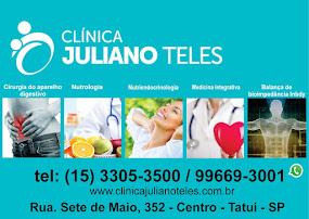 CLÍNICA Dr. JULIANO TELES