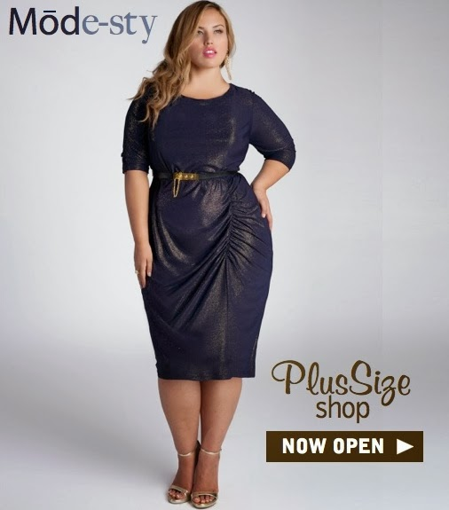 Plus Size Modest Clothing Uk - Evening Wear