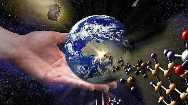 biologie cosmica