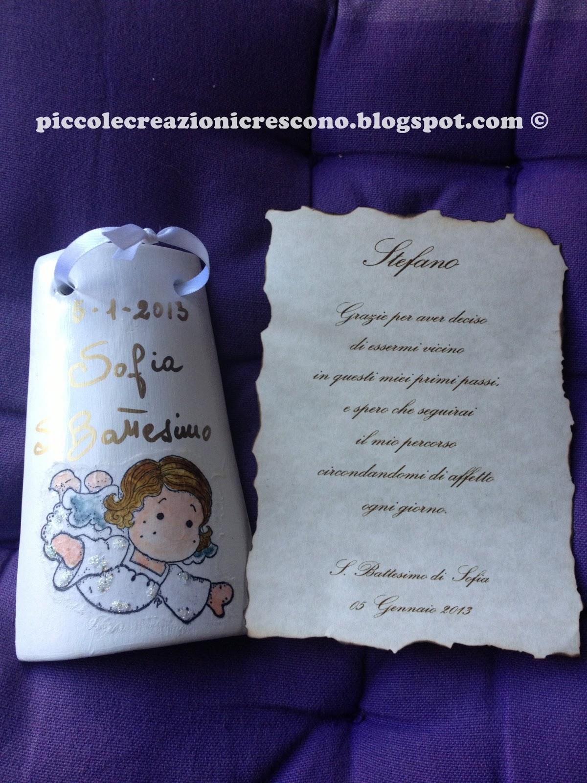 Estremamente Frasi Vangelo Battesimo UT04 » Regardsdefemmes UV57