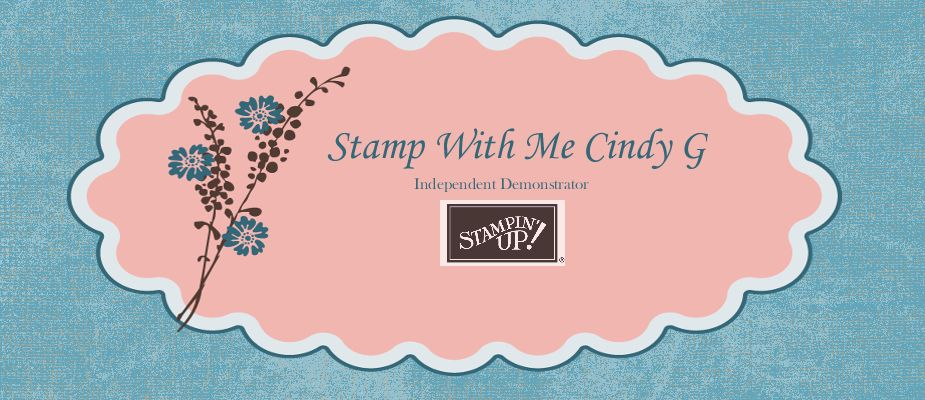 Stamp With Me Cindy G