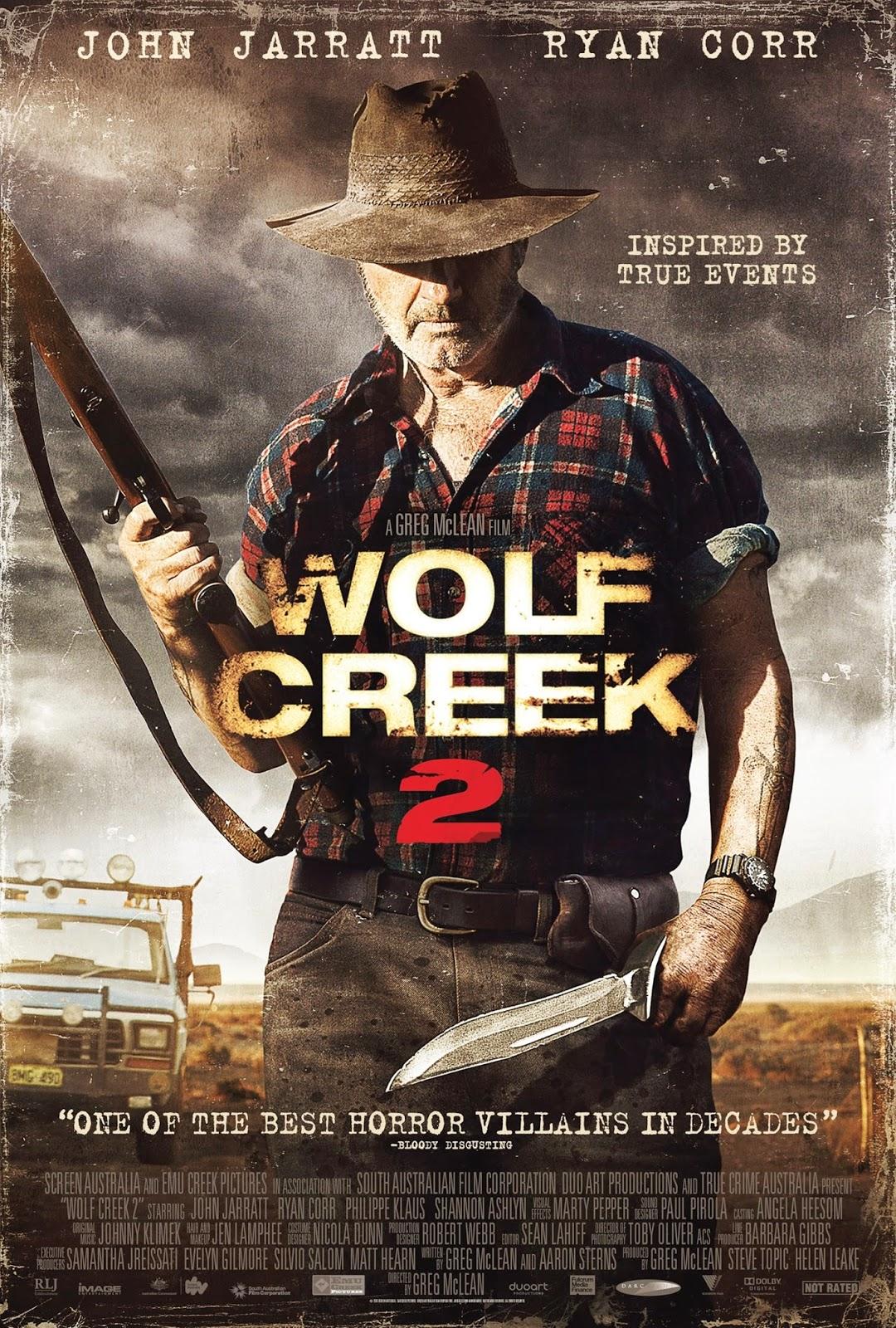 Wolf Creek 2 (2014)