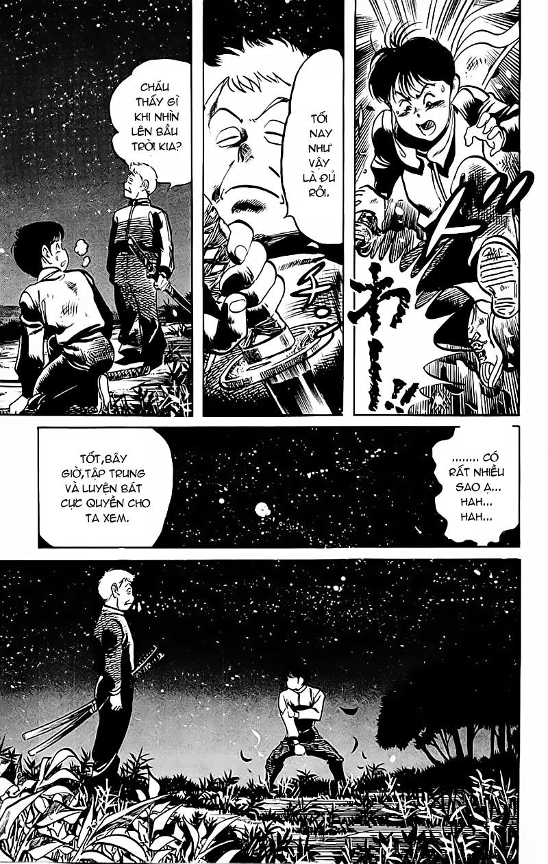 Kenji-Quyền Nhi Phương Thế Ngọc chap 193 - Trang 13