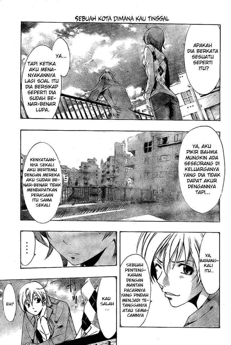 kimi no iru machi Online 27 page 15