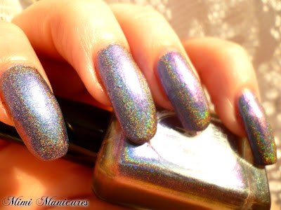 enchanted polish future reflections holographic