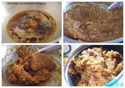 poornam recipe