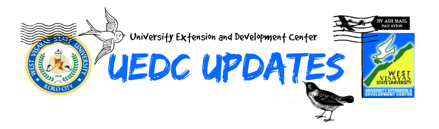 West Visayas State University UEDC Blog