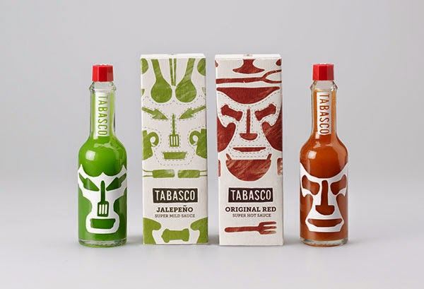 sauce packaging