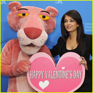 Pink Panther With Aishwarya