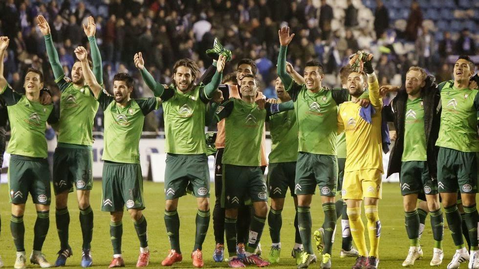 Larrivey, Nolito, Sergi Gómez, Augusto Fernández, Cabra, Sergio Álvarez, Tucu Hernández, Krohn-Dehli