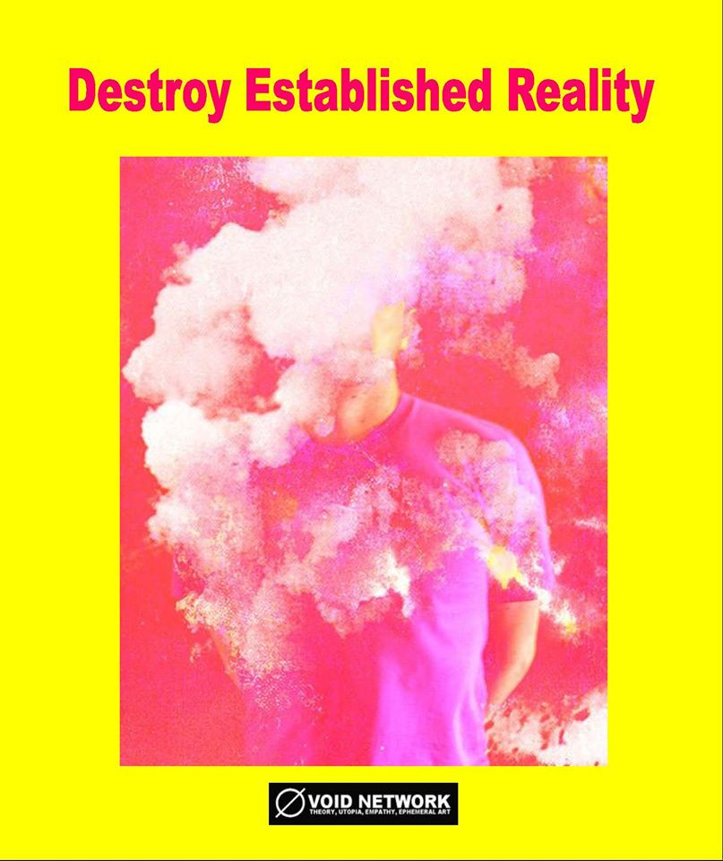 Destroy Established Reality by SIssy Doutsiou