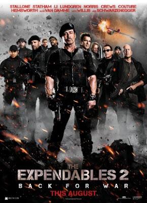 Filme Poster Os Mercenários 2 R5 XviD & RMVB Legendado