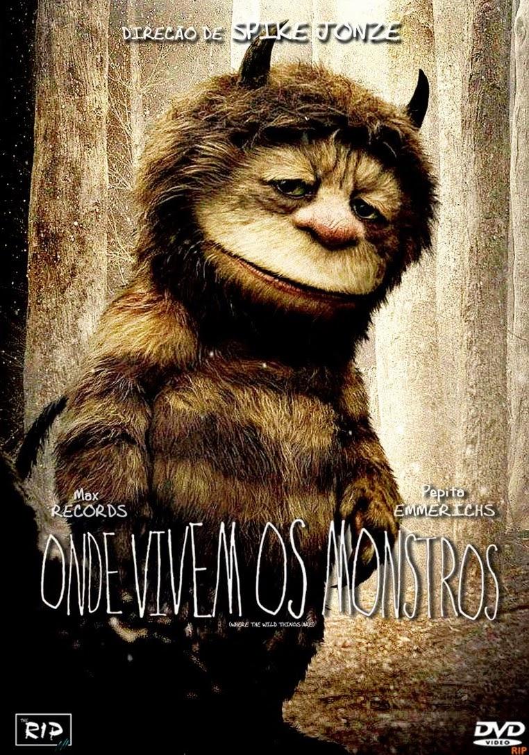 Onde Vivem os Monstros – Dublado (2009)