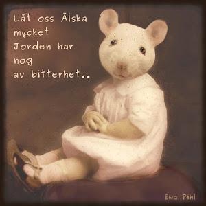 LÅT OSS ÄLSKA....