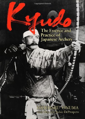 Kyudo Practice Japanese Archery book Onuma