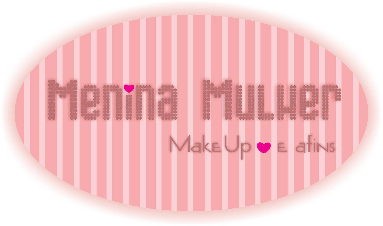 Menina Mulher Make Up