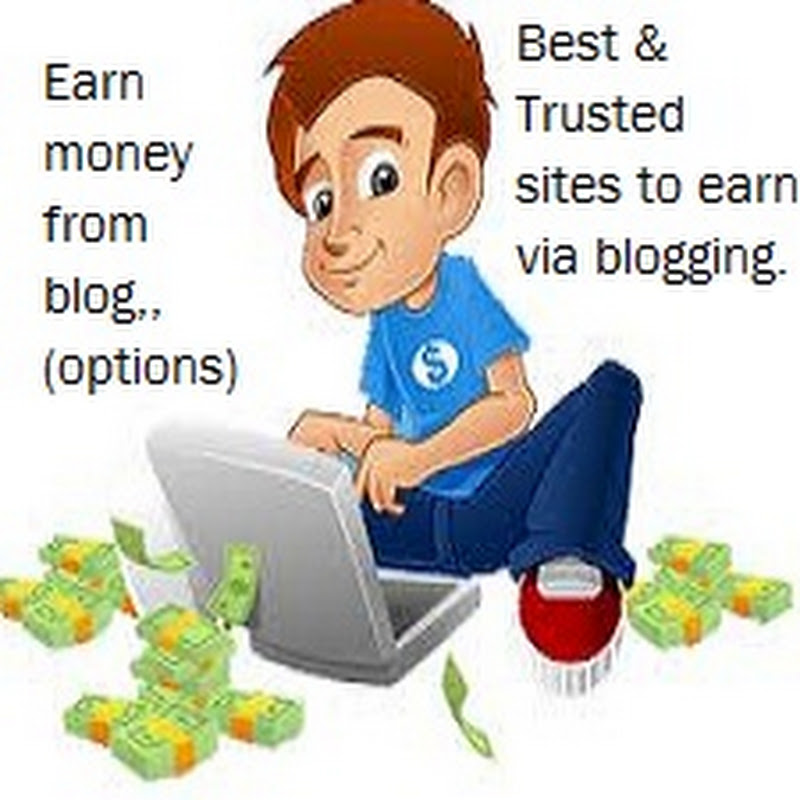 Earning sites