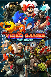 Baixe imagem de Video Games: The Movie (Dual Audio) sem Torrent