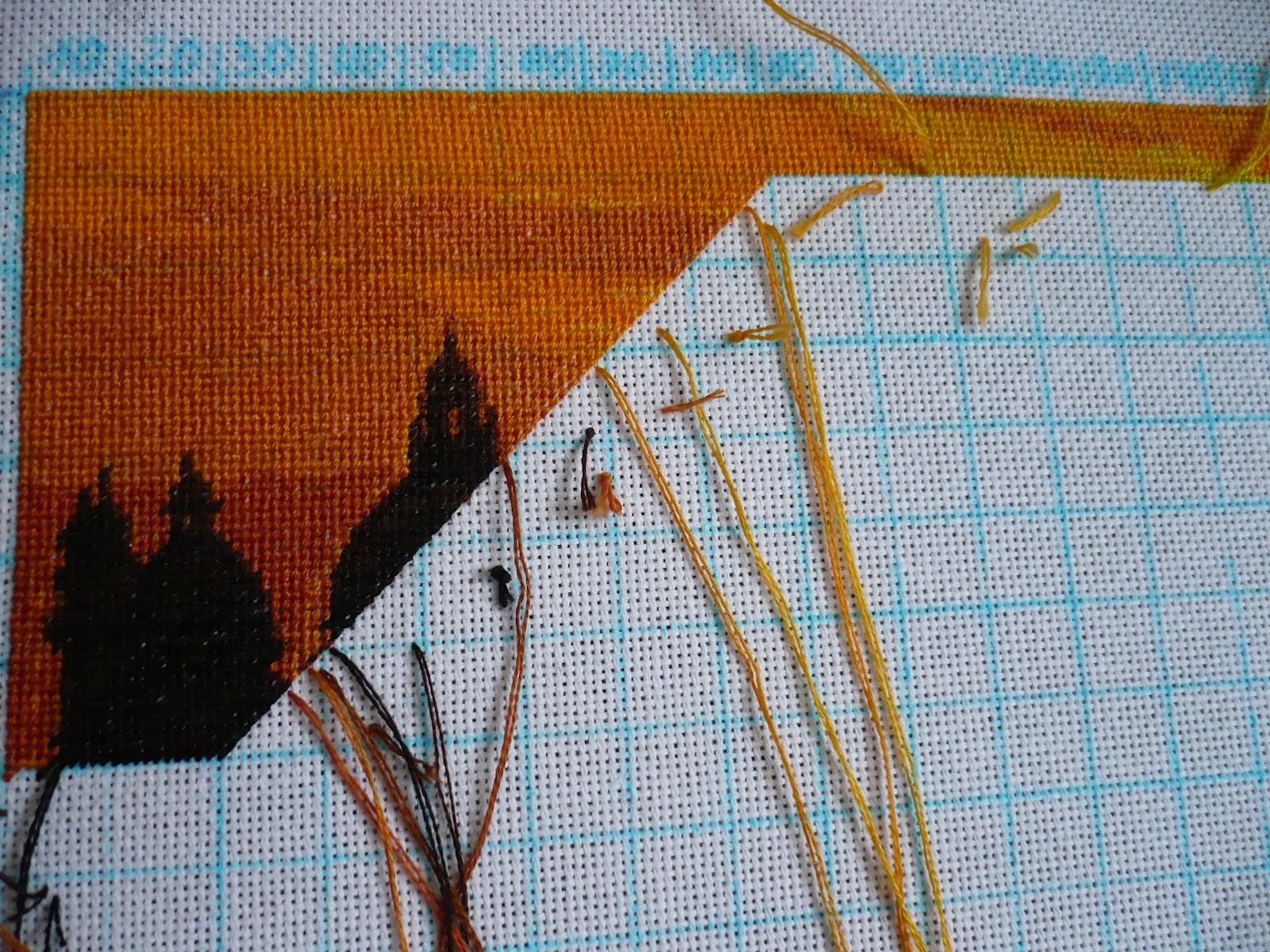 Набор для вышивка бисером картины