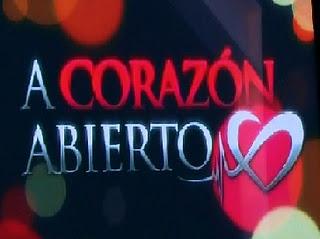 ve a corazon abierto capitulo 103 en videos de la tele ver a corazon