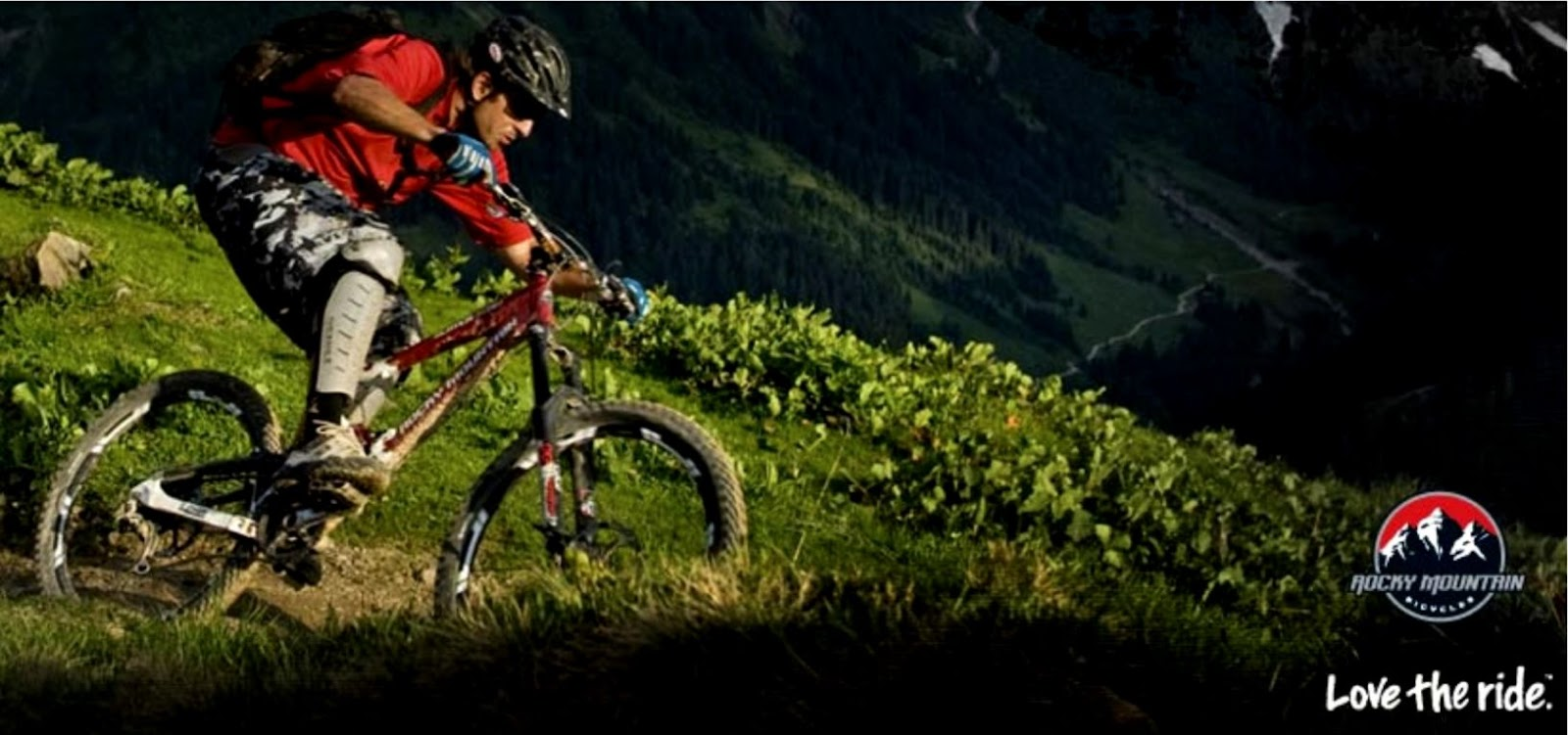 Rocky Mountain Bikes Logo