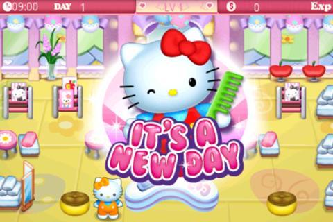 Juego de Hello Kitty para Android