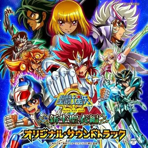 Koleksi Lagu Saint Seiya Omega New Cloth-hen