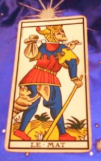 Arcano 22- El Loco, Tarot de Marsella