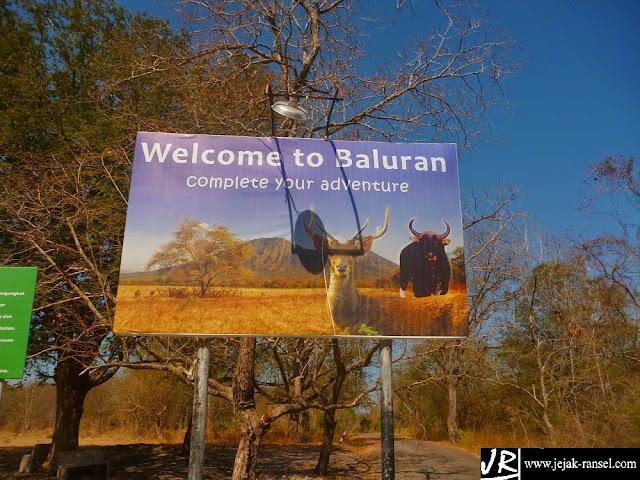 """""""Taman Nasional Baluran, Banyuwangi - Jawa Timur"""""""