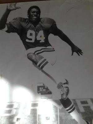Former Leesburg High School Basketball and Football Legend Wayne