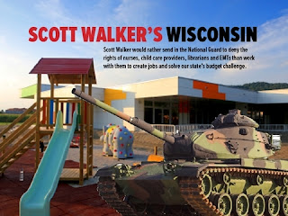 Walker%252Bplayground Governor Walker is a Republican Ideologue