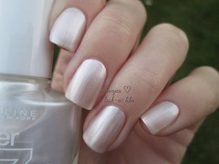 Lack-a-like Lacke In Farbe...und Bunt! | Pearly White