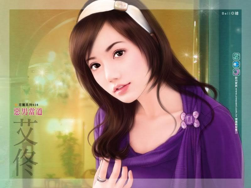 profile chinese girls