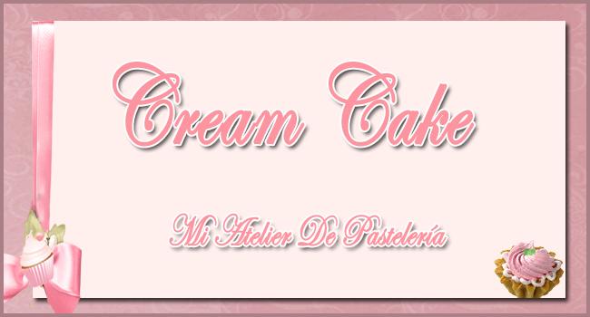 Cream Cake Pastelería