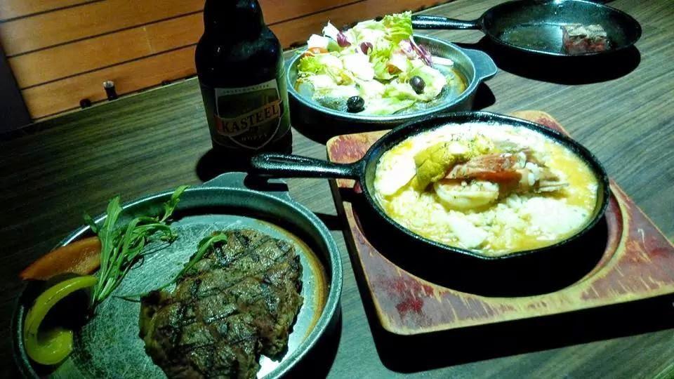 就醬子~海派美食專區: 【台南。中西區】鵪鶉晚餐,適合慶祝的 ...