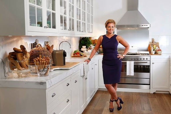 in the kitchen with real housewives of melbourne star chyka keebaugh