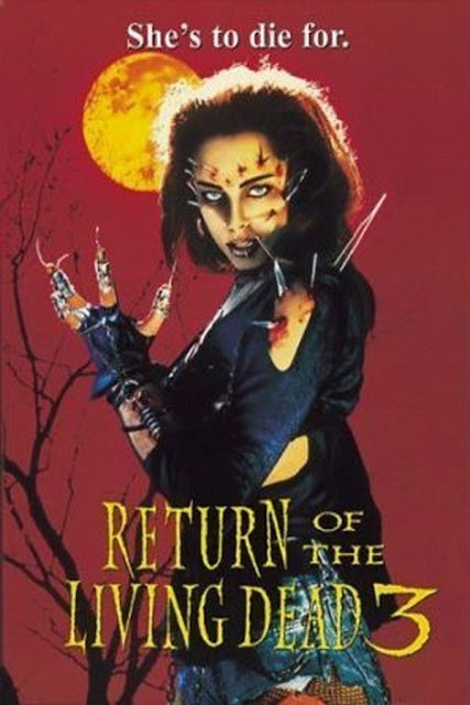 Return of the Living Dead III (1993) ผีลืมหลุม ภาค 3