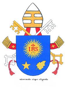 (旧)教皇フランシスコの紋章