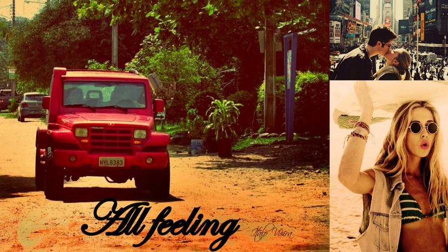 All feeling
