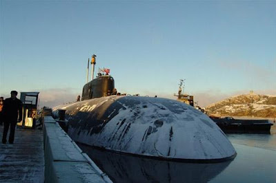 Chinese Nuclear Submarine