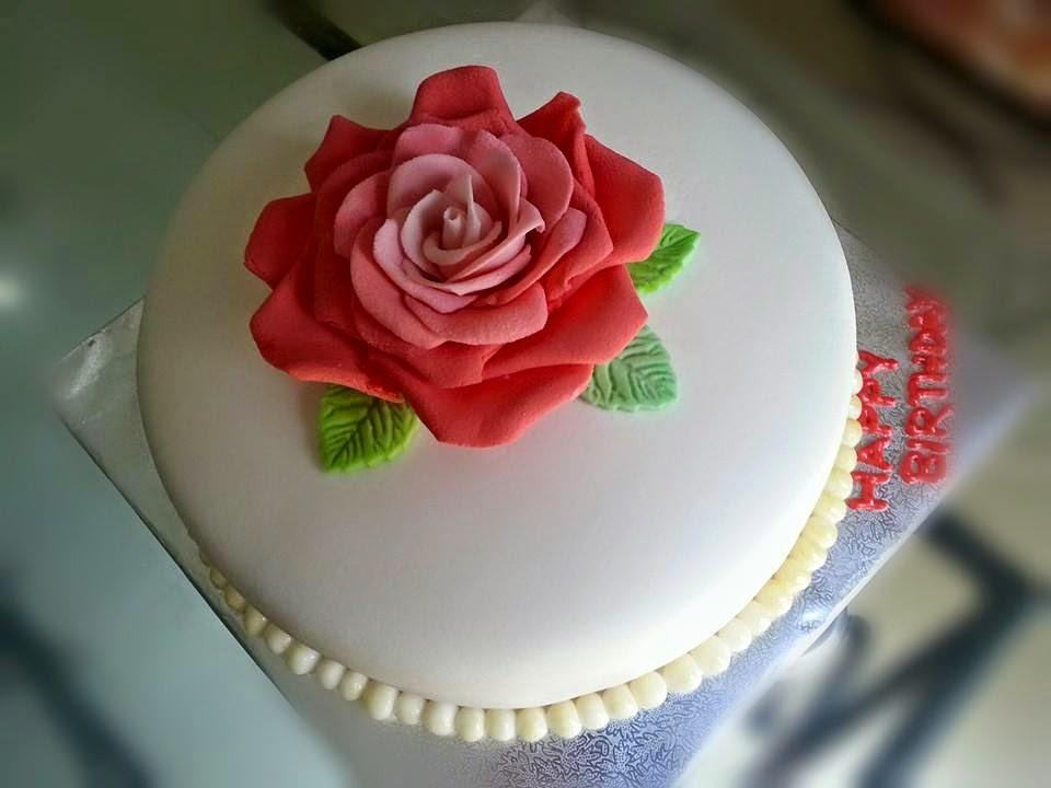 Homemade Birthday Cake Images : Happy birthday homemade cake picture, photos, image ...