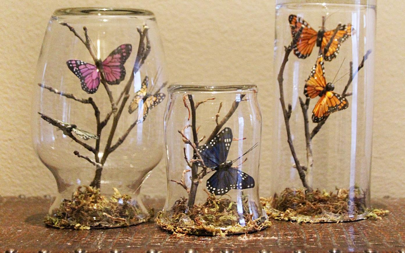 mariposas para decorar el pastel de bodas