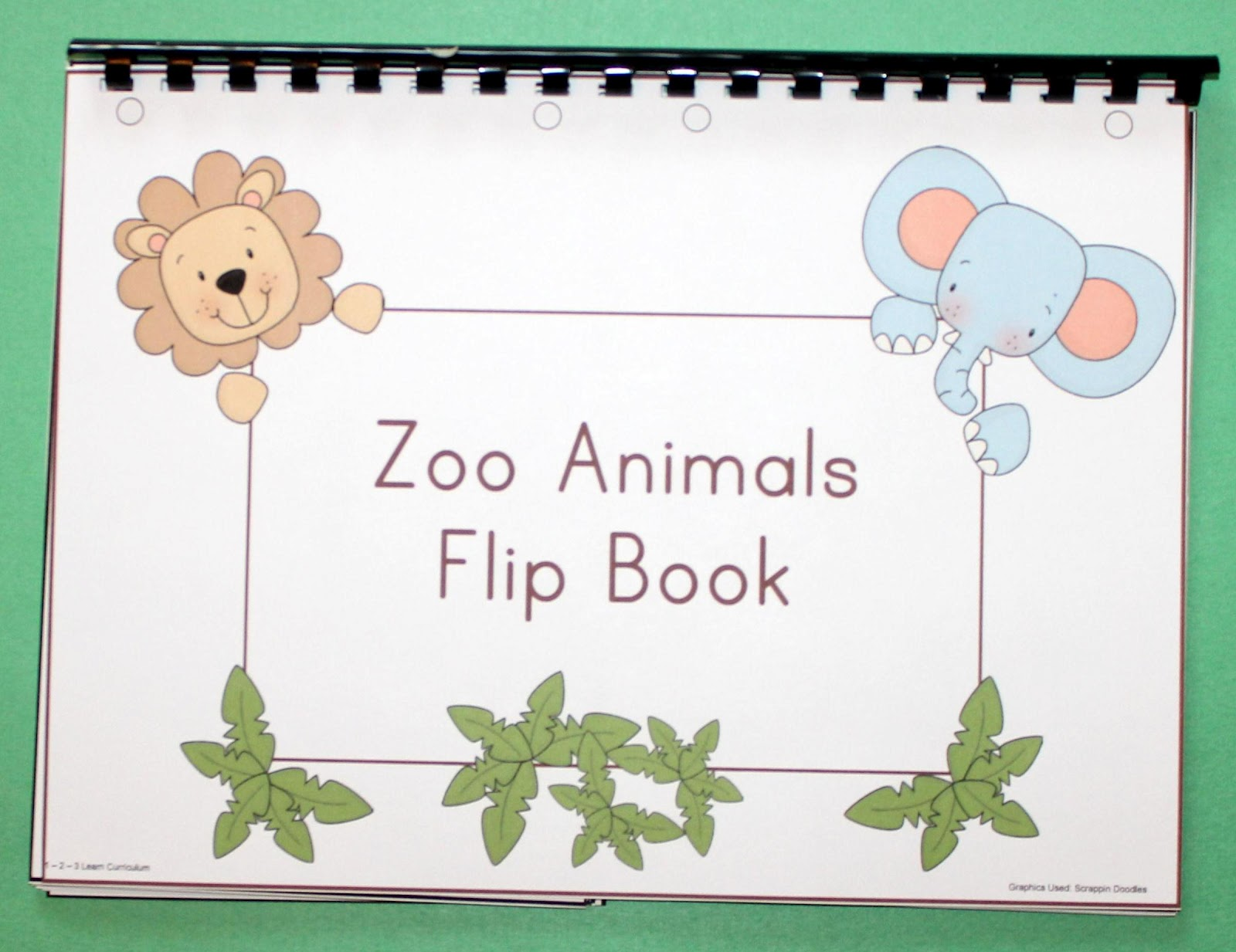 zoo animal crafts for toddlers zoo animals counting flip book