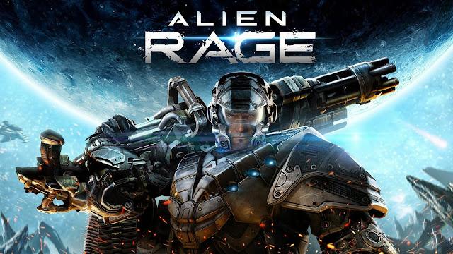 Alien Rage HD Wallpaper