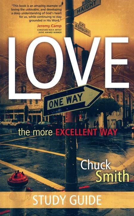 Chuck Smith-El Amor:El Camino Más Excelente-Guía De Estudio-